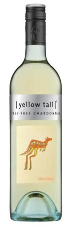 Yellow Tail Chardonnay Tree - Free